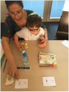 Guidance parentale Assia et Raphael